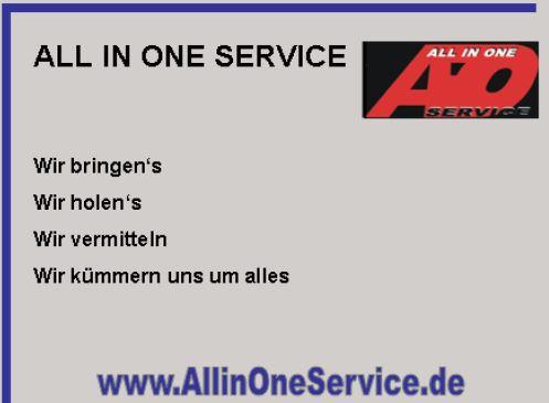 AllInOneService