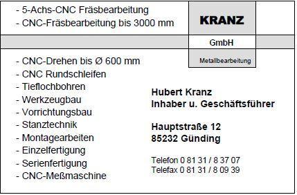Kranz GmbH